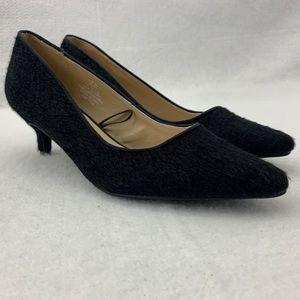 H&M Textured Kitten Heels Size 5.5